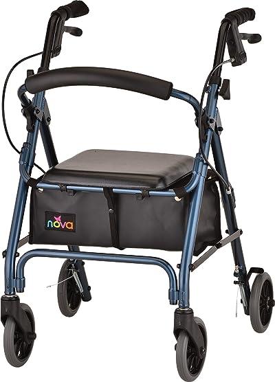 NOVA GetGo Petite Rollator Walker