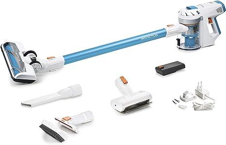Invictus X7 Aspiradora sin Cable y sin Bolsa con luz LED: Amazon ...