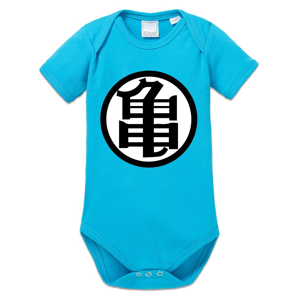 Shirtcity Dragonball Turtle Baby Strampler by