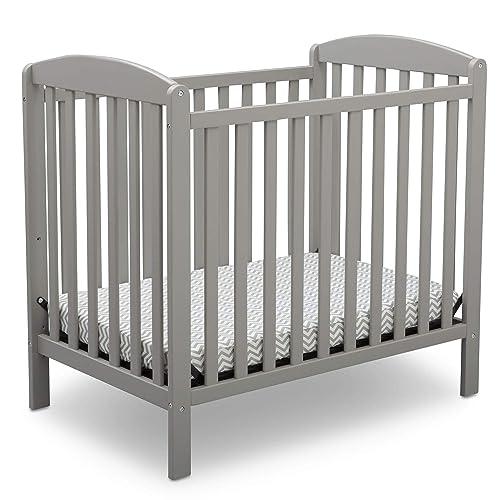 Delta Children Emery Mini Convertible Baby Crib