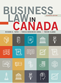 Operations management sustainability and supply chain management business law in canada eleventh canadian edition fandeluxe Choice Image