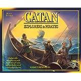 Catan: Explorers & Pirates Expansion 4th Edition