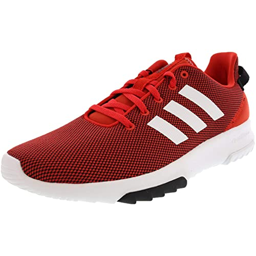 wide varieties best wholesaler 100% genuine adidas Men's Cf Racer Tr Trail Running Shoes