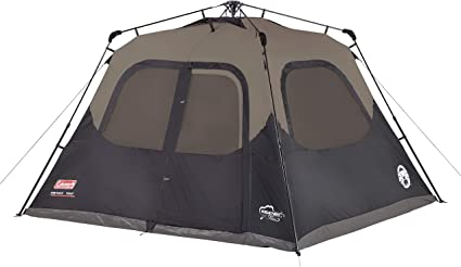 Coleman Carlsbad 6 Person Tent with Screen Room