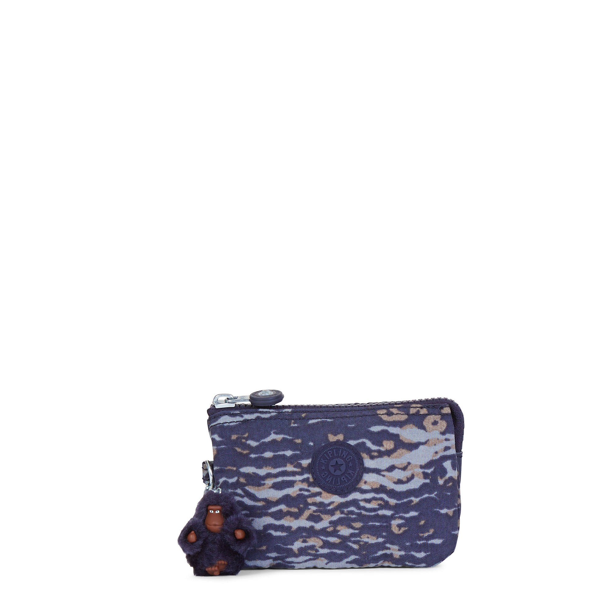 Kipling Women's Creativity Small Printed Pouch One Size Water Camo