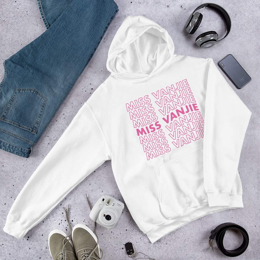 Miss Vanjie Hoodie//RuPauls Drag Race Hooded Sweatshirt//Drag Race Shirt//Drag Queen Hoodie//RPDR Merch//Mens Womens Unisex