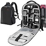 ESDDI Camera Bag Backpack Professional for DSLR/SLR Mirrorless Camera Waterproof, Camera Case Compatible for Sony Canon Nikon