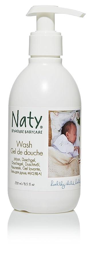 1 opinioni per Naty by Nature Babycare Eco Gel Lavante- Confezione da 2 X 250 Ml