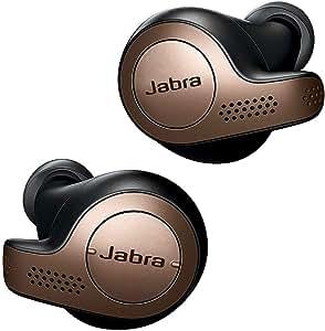 Jabra 100-99000002-40 Elite 65t True Wireless Earbuds, Copper Black cuisg