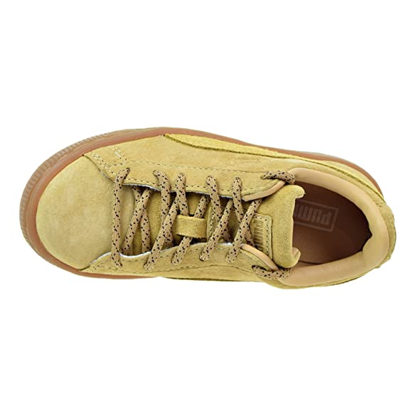 amazon com puma basket classic winterized taffy little kid amazon com puma basket classic winterized taffy little kid basketball