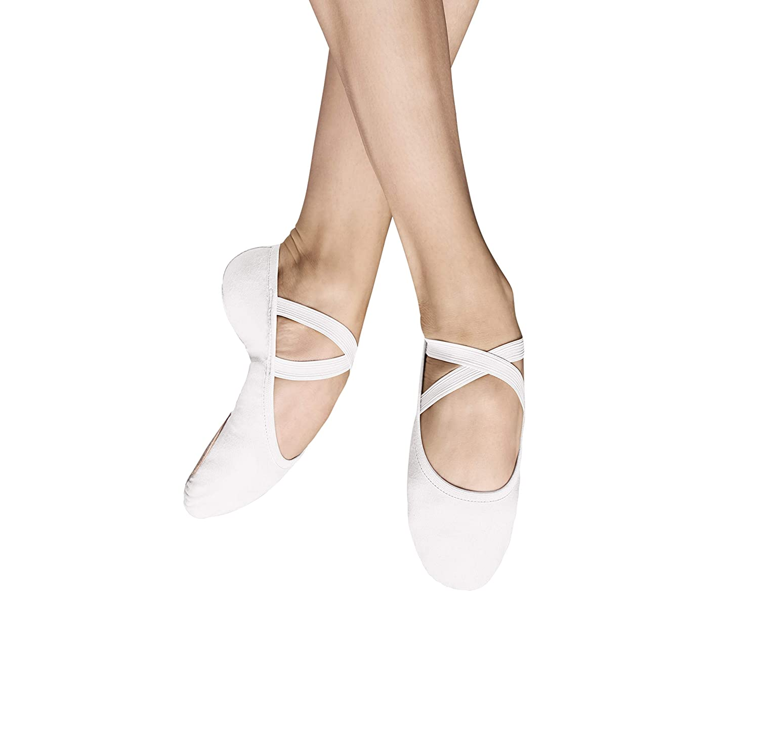 人気ブランドを [Bloch] Performa 3 Ballet Shoe Fabric Flat ホワイト Performa B07B1RHL9B 3 D US|ホワイト ホワイト 3 D US, SIMPLE PLEASURE:8764c1a6 --- a0267596.xsph.ru
