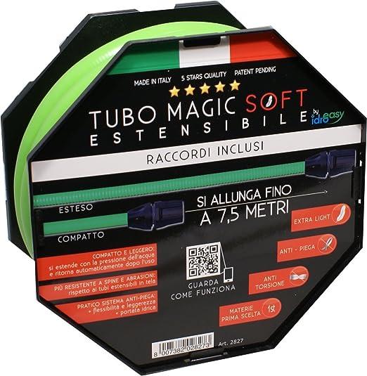 59 opinioni per Magic Soft 7,5 MT-Tubo Estensibile Giardino Fino a 3 Volte la sua Lunghezza