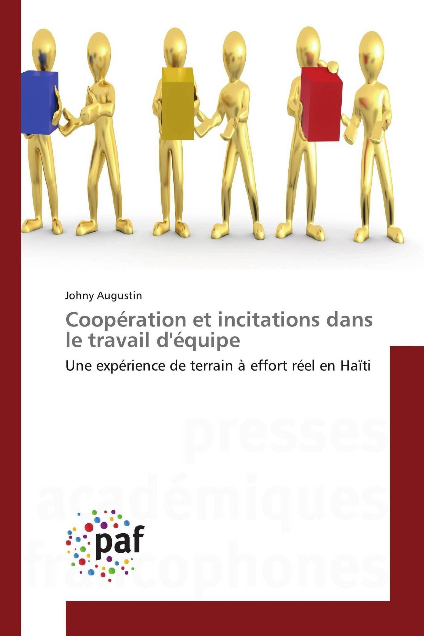 Read Online Coopération et incitations dans le travail d'équipe (Omn.Pres.Franc.) (French Edition) pdf