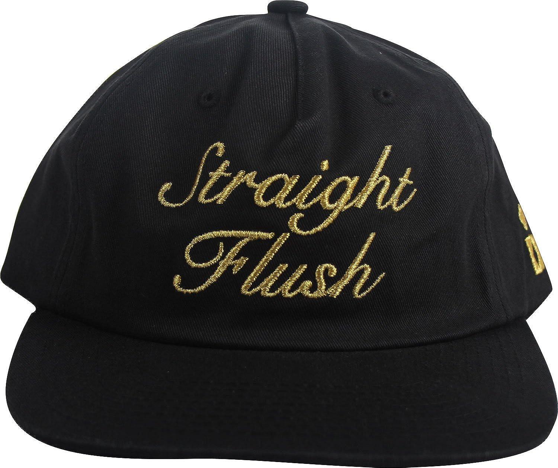 Amazon.com  Diamond Supply Co Mens Straight Flush Unconstructed Snapback  Hat e11ebca46cb