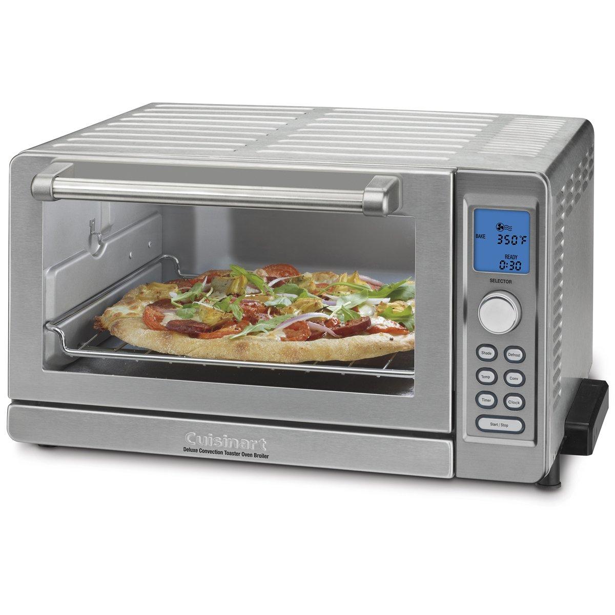dp com deluxe oven tob toaster white convection amazon cuisinart ac broiler
