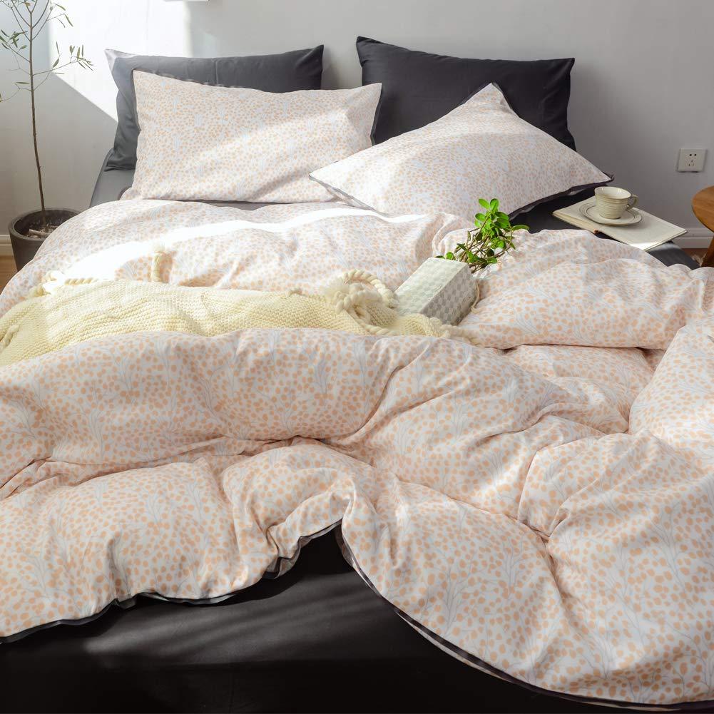 KESS InHouse Nastasia Cook Dont Worry Be Happy Typography Twin Comforter 68 X 88
