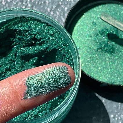 Resin Color Pigment MEYSPRING Shiny Malachite Mica Powder for Epoxy