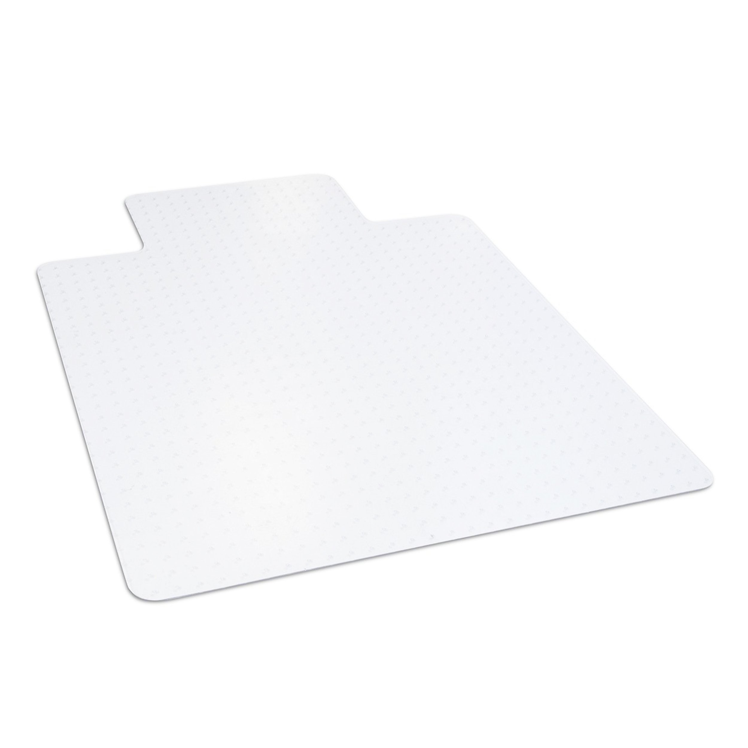 Dimex 36''x 48'' Clear Office Chair Mat with Lip for Low Pile Carpet, Made in The USA, BPA and Phthalate Free, C511001G
