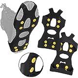 ALPIDEX Ramponcini antiscivolo SPIKEY MIKEY Ice Grips suole antiscivolo per scarpe in diverse misure