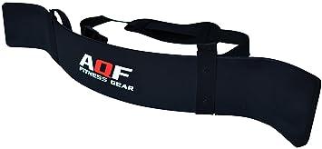 AQF - Aislante de bíceps para levantamiento de pesas, entrenamiento de brazos y