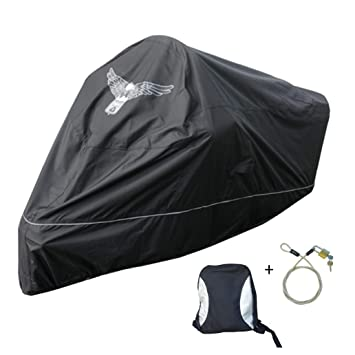 Amazon.com: Funda de moto de alta calidad premium, se ajusta ...