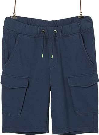 s.Oliver Junior Short Pantalones Cortos Informales para Niños