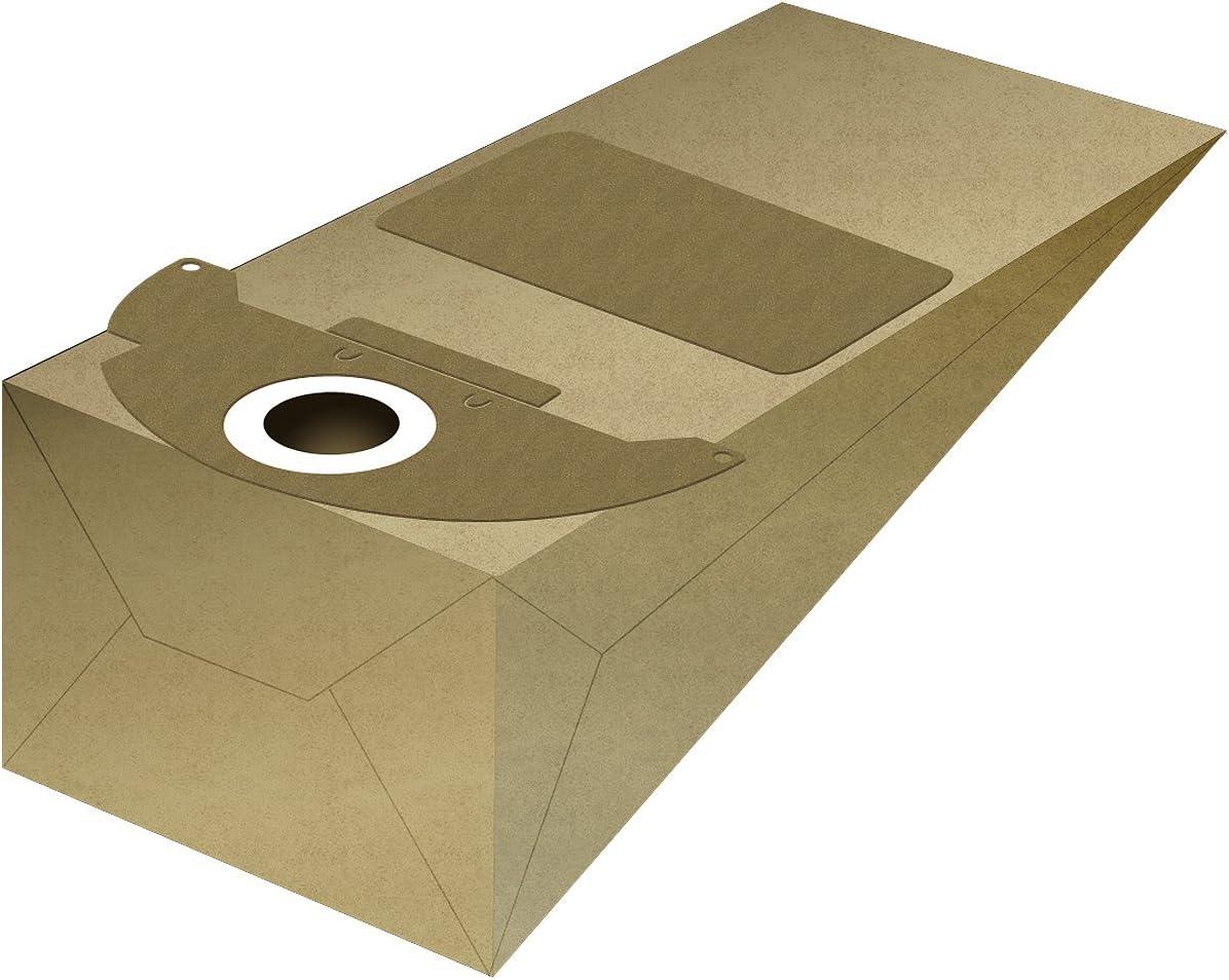 10 Filtertüten Staubsaugerbeutel für Kärcher 2501 2601 3001 NEU K2