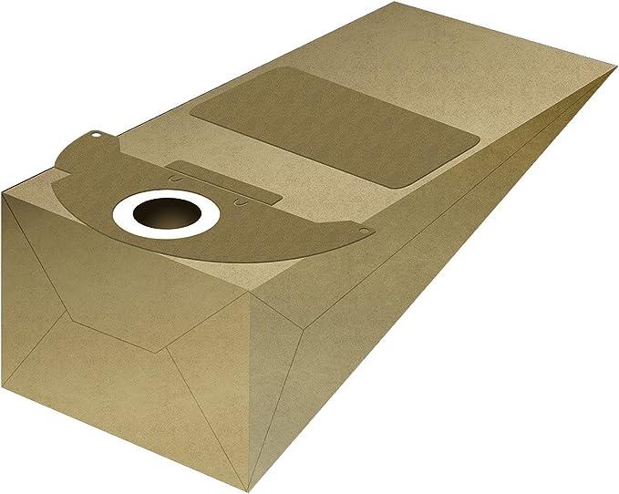 10 Staubsauger-Filter-Beutel für Kärcher WD2 WD2.400 MV2 A2120 wie 6.904-143.0