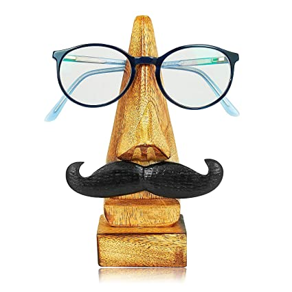 e8b89db4d Thoughtful Birthday Day Gift Ideas Handcrafted Movember Rosewood Reading  Glasses Stand Spectacle Stand or Eye Glass