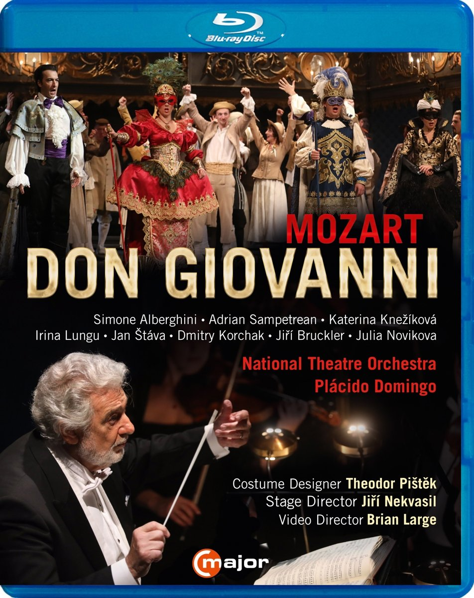 Blu-ray : Don Giovanni (Blu-ray)