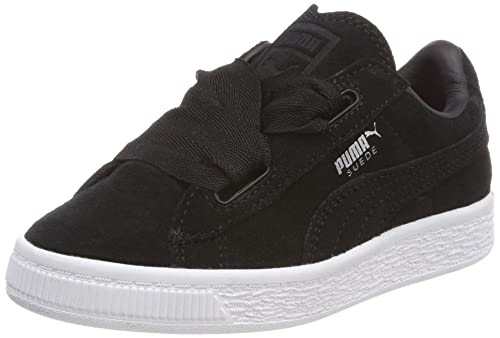 Puma Suede Heart Valentine PS, Sneakers Basses Fille