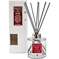 James & Co No. 4 Red (Spiced Berries, Cinnamon and Vanilla) Fragrance Large 300ml Reed Diffuser