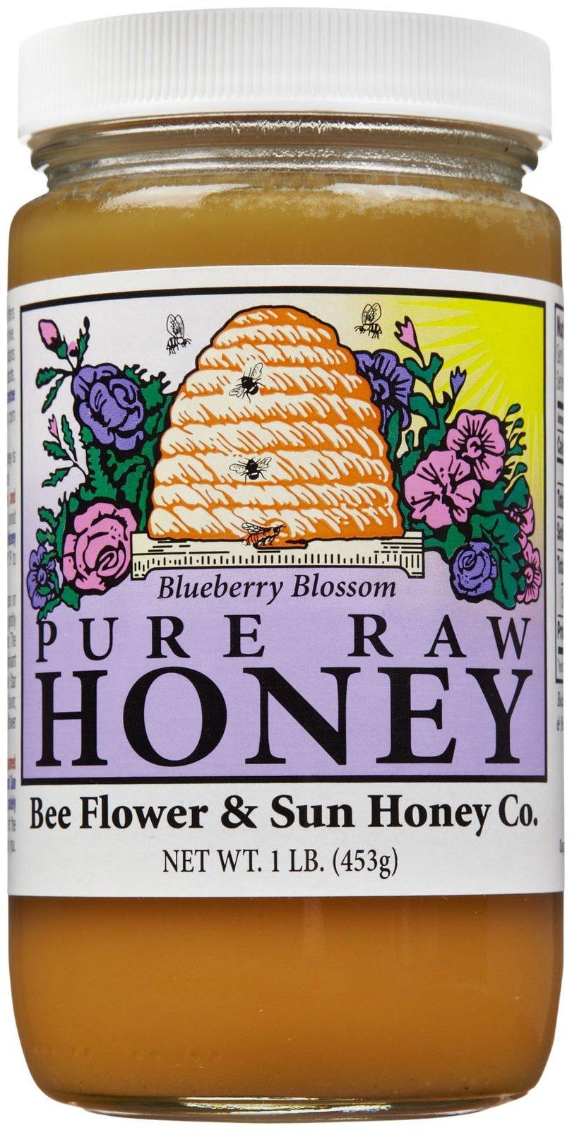 Honey,Blueberry Blossom
