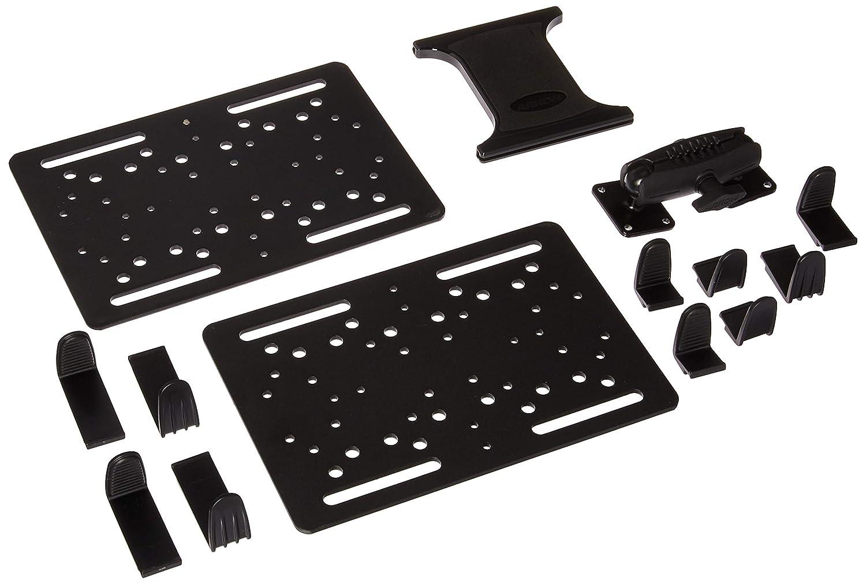 Arkon堅牢なForkliftタブレットマウント小売ブラック   B07573SPK9