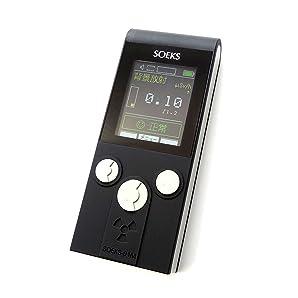 日本版SOEKS 01M ガイガーカウンター(放射線測定器)
