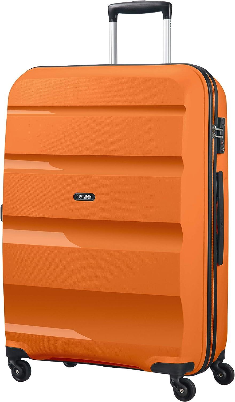 American Tourister Bon Air - Spinner Large Equipaje de Mano, 75 cm, 91 Liters, Naranja (Tangerine Orange)