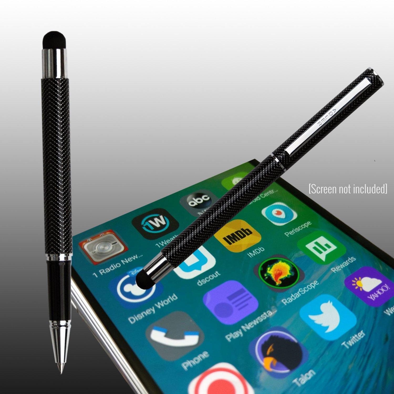 Adler Cameo Chevron Rollerball Touchscreen Stylus Pen for Mobiles