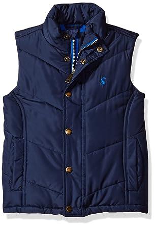 Joules Boys Fleece Vest
