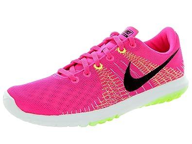 f6716e0a7065 Image Unavailable. Image not available for. Colour  Nike Flex Fury Pink Pow  black liquid ...