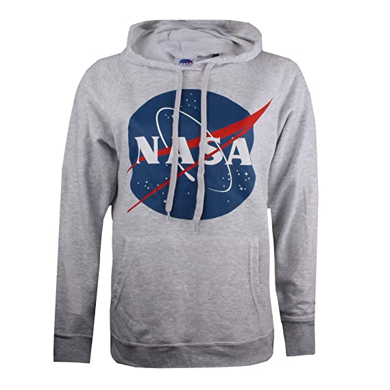Logo Shirt Capuche Circle À Nasa Femme Sweat Vêtements Ta8qxtwO