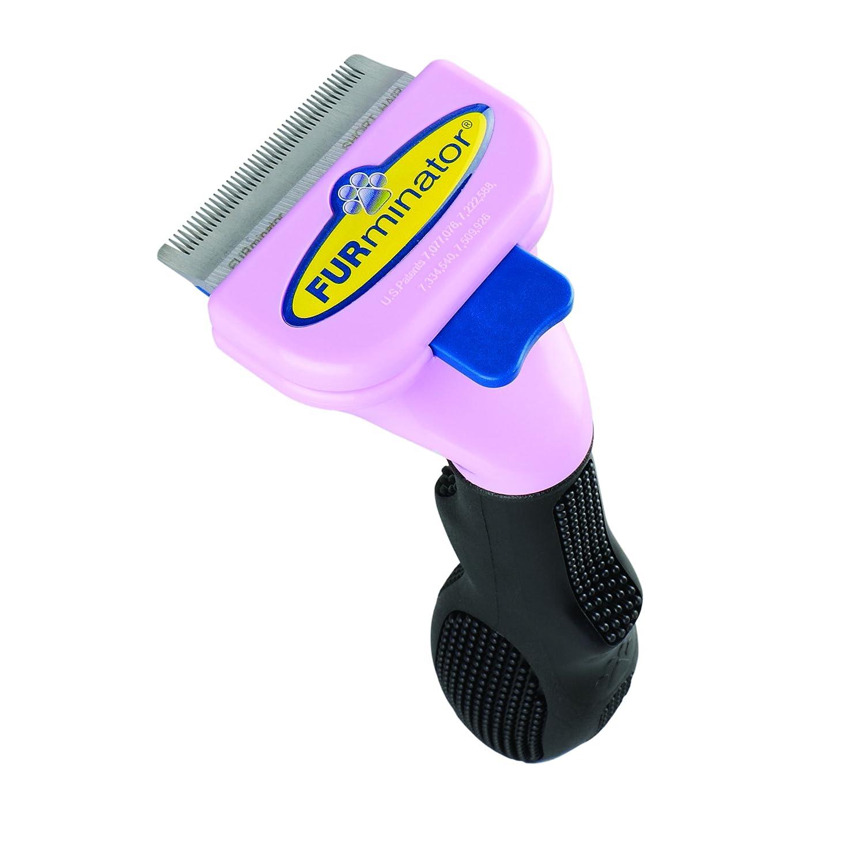 CDM product FURminator DeShed Tool Cat, Small, Short big image