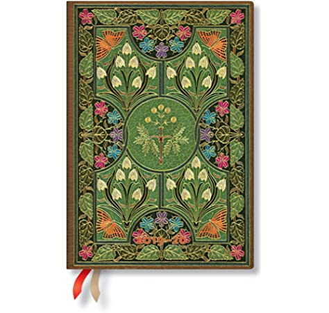 Agenda y calendario de 18 meses de Paperblanks de julio de ...