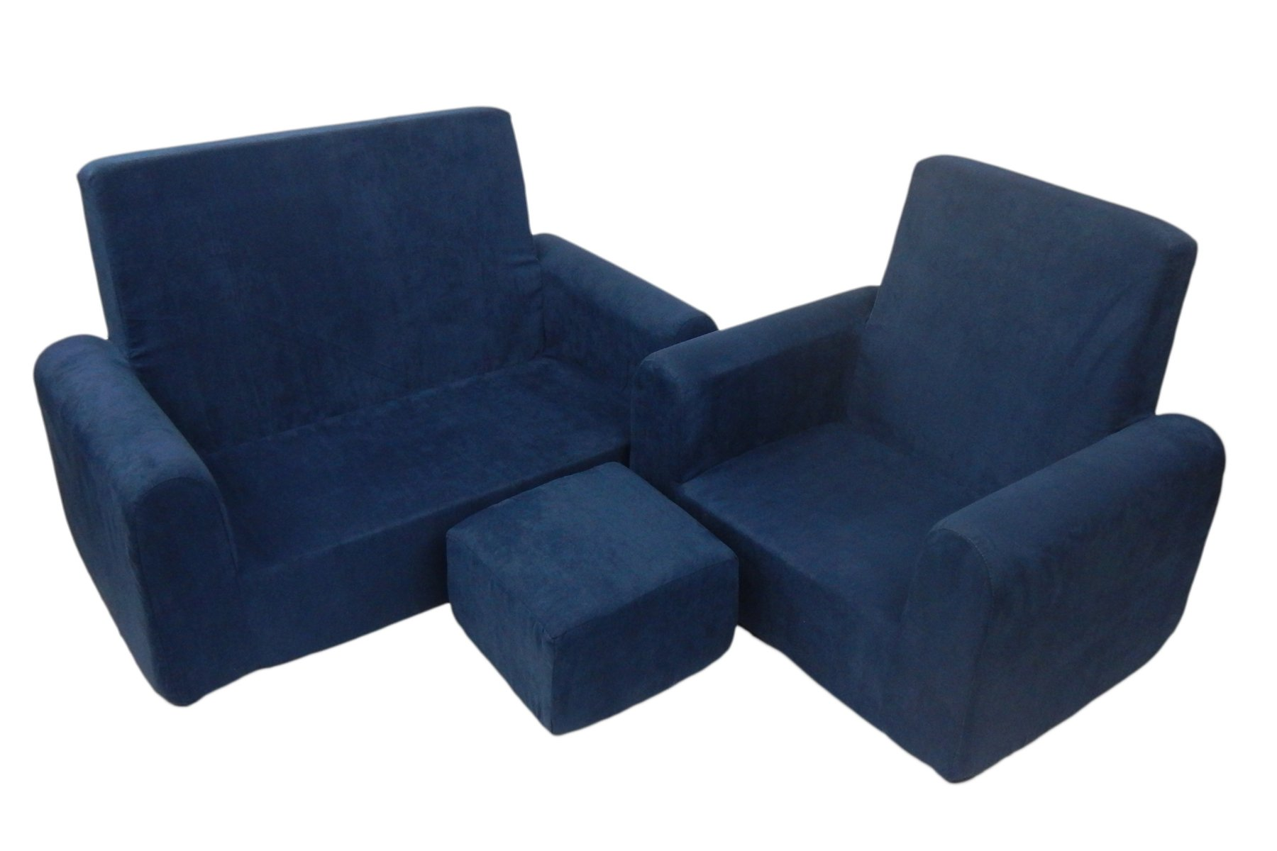 Fun Furnishings 65234 Toddler Sofa, Blue by Fun Furnishings