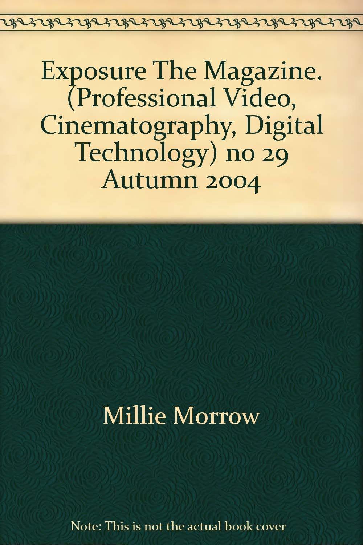 exposure-the-magazine-professional-video-cinematography-digital-technology-no-29-autumn-2004