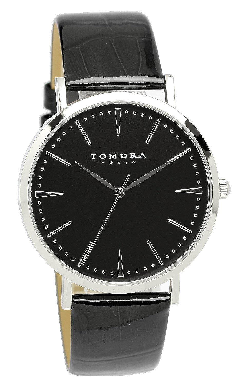 [トモラ]TOMORA 日本製 腕時計 ウォッチ クラシック レトロ シンプル ビジネス メンズ B01L8VEGBI