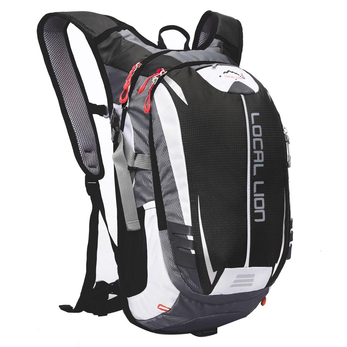 LOCALLION Biking Backpack Cycling Backpack Riding Backpack Bike Rucksack  Outdoor Sports Daypack for Running Hiking Camping Travelling Ultralight Men  Women ... 0cae70956