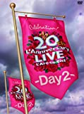 20th L'Anniversary LIVE -Day2- [DVD]