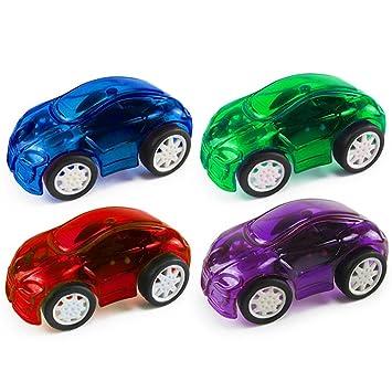 8 PC Mini tensar coches Puzzle precoz. juguete regalo Niños ...