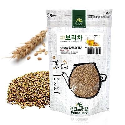 [Medicinal Korean Herb] Roasted Barley Tea/보리차 Dried Bulk Herbs 1 lb (16oz) : Garden & Outdoor