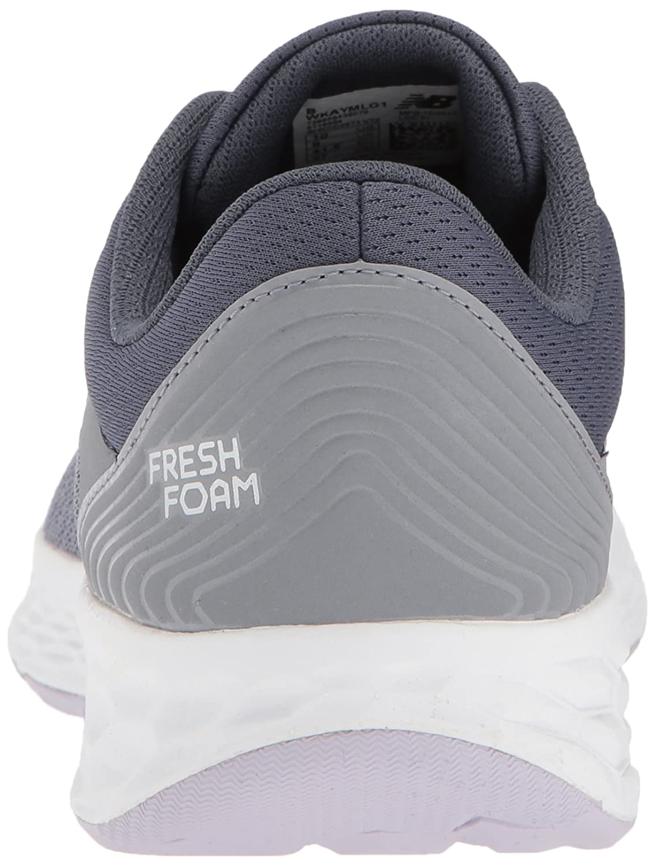 New Balance Women's Fresh Foam Kaymin v1 Running Shoe B06XSC1ZRD 12 B(M) US|Gunmetal/Thunder